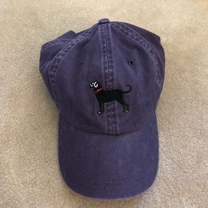 The Black Dog Ladies Adjustable Hat